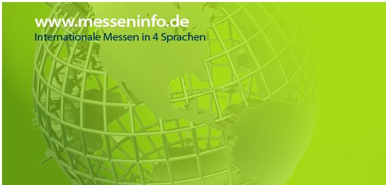 Internationale Messen in vier Sprachen